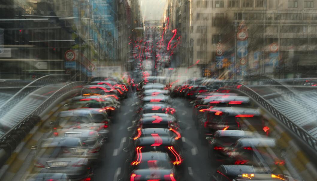 SATSER HARDT: Man skal kunne kjøre hvor som helst i Europa uten frykt for å få ladet, mener presidenten i EU-kommisjonen. Foto: NTB Scanpix