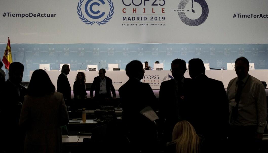 Ingen enighet om kvotehandel på klimakonferanse