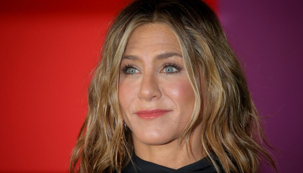 ÅPEN: Jennifer Aniston er takknemlig for bruddene hun har gått gjennom, og har fremdeles troen på kjærligheten. Foto: NTB Scanpix