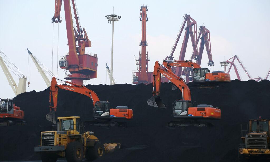 image: Frp truer Kina med klima-handelskrig