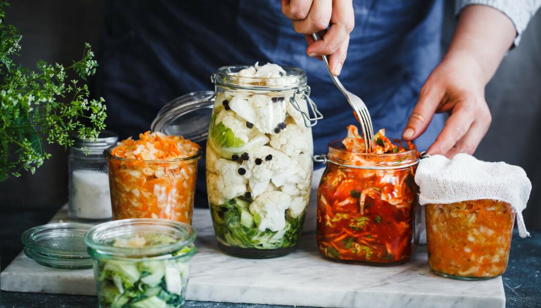 <strong>TAR TID:</strong> Den fermenterte maten vil utvikle mer smak, jo lengre den står.