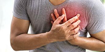 image: Ny faktor kan doble risikoen for at du utvikler hjerteinfarkt