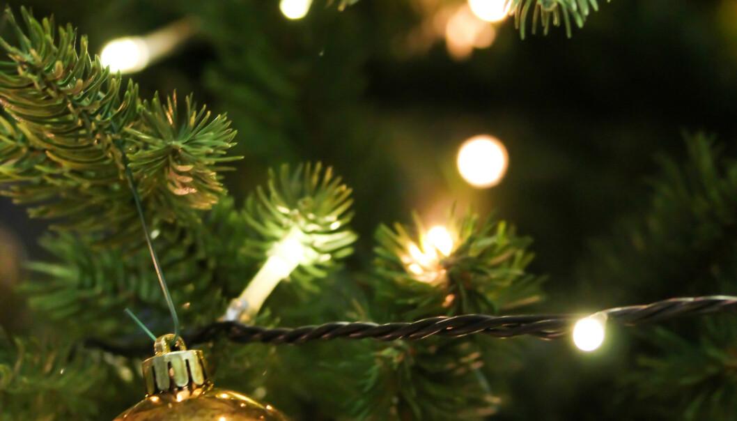 <strong>PASS PÅ:</strong> Which har testet billige juletrelys og advarer mot brannfarlige produkter fra Wish, AliExpress og eBay. Alle sier at produktene nå er fjernet fra nettstedene. Foto: NTB scanpix