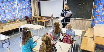 image: Barn født tidlig på året gjør det bedre på skolen
