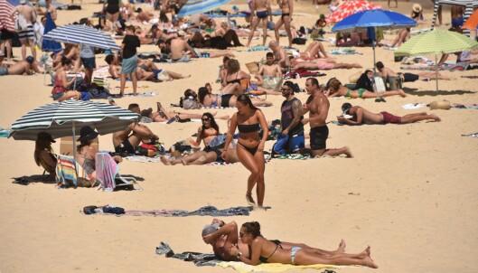 Ny varmerekord i Australia