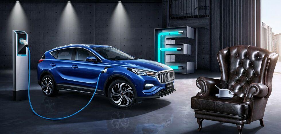 image: Rimelig, elektrisk SUV til Norge