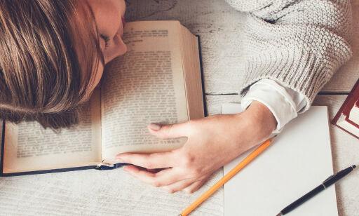 image: For mange elever mestrer ikke skolen