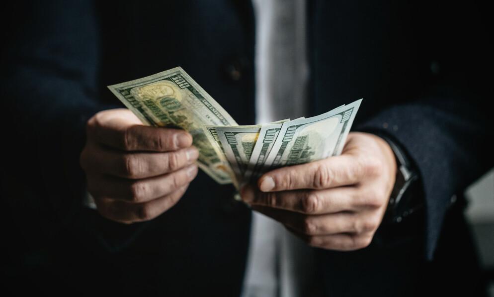 VALUTA FOR PENGENE: Du kan ha tjent mye på å ha investert i kryptovalutaen om du var tidlig ute. Foto: NTB Scanpix