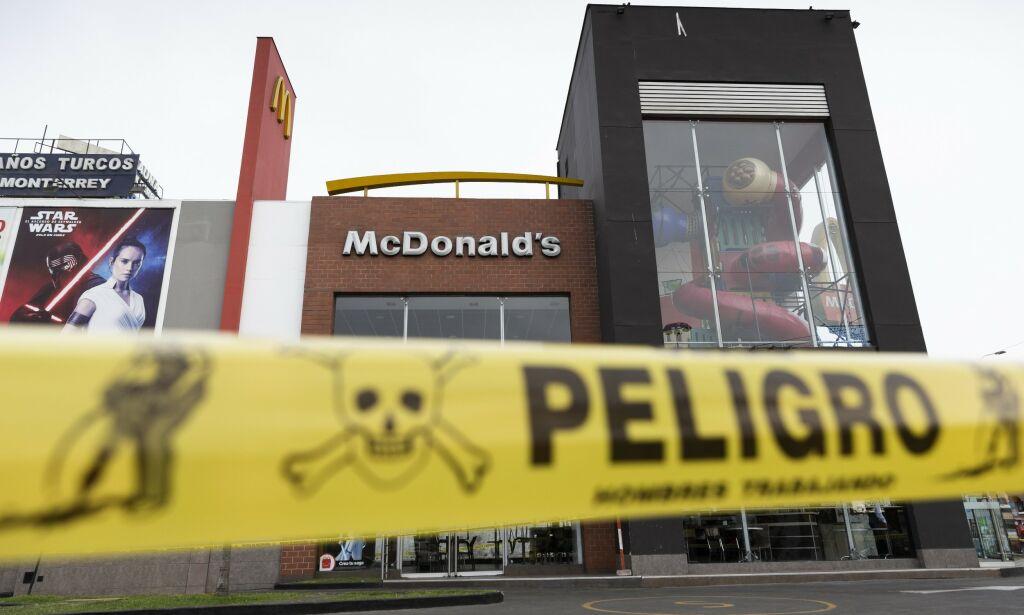 image: Stenger alle landets restauranter etter tragedie