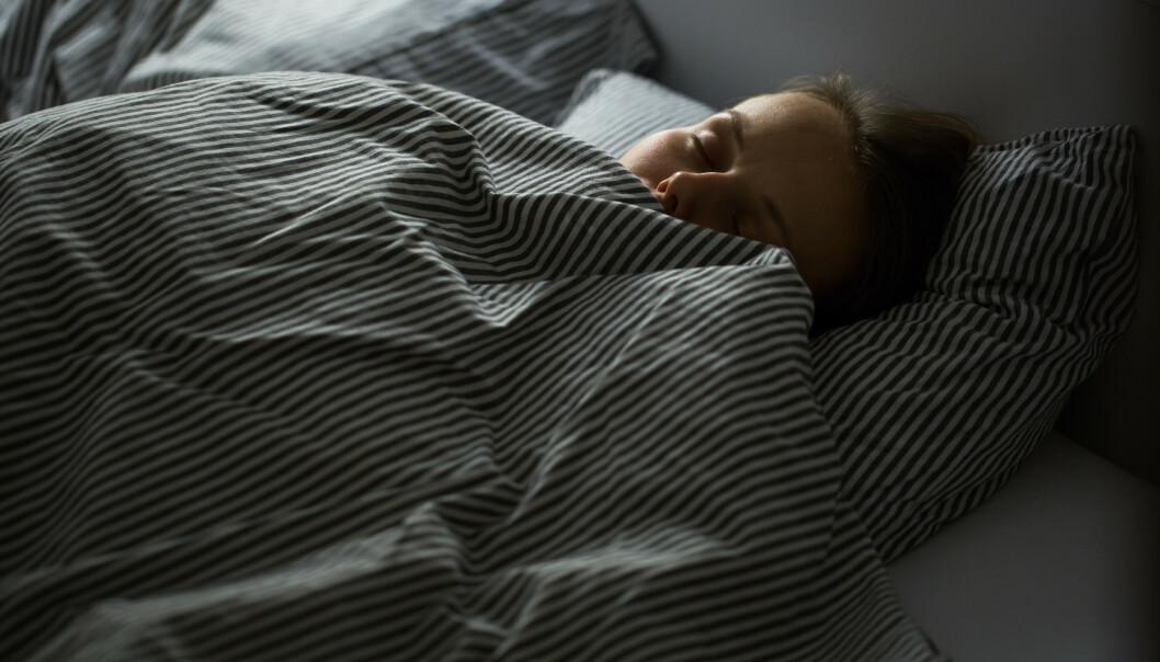 SØVNIG: Å sove for lite gjør deg ikke bare utslitt, det kan også bidra til at du går opp i vekt. FOTO: NTB Scanpix