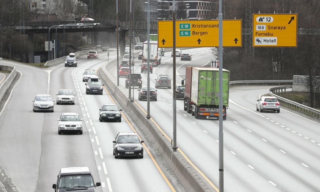 image: Grønt lys for E18-utbygging