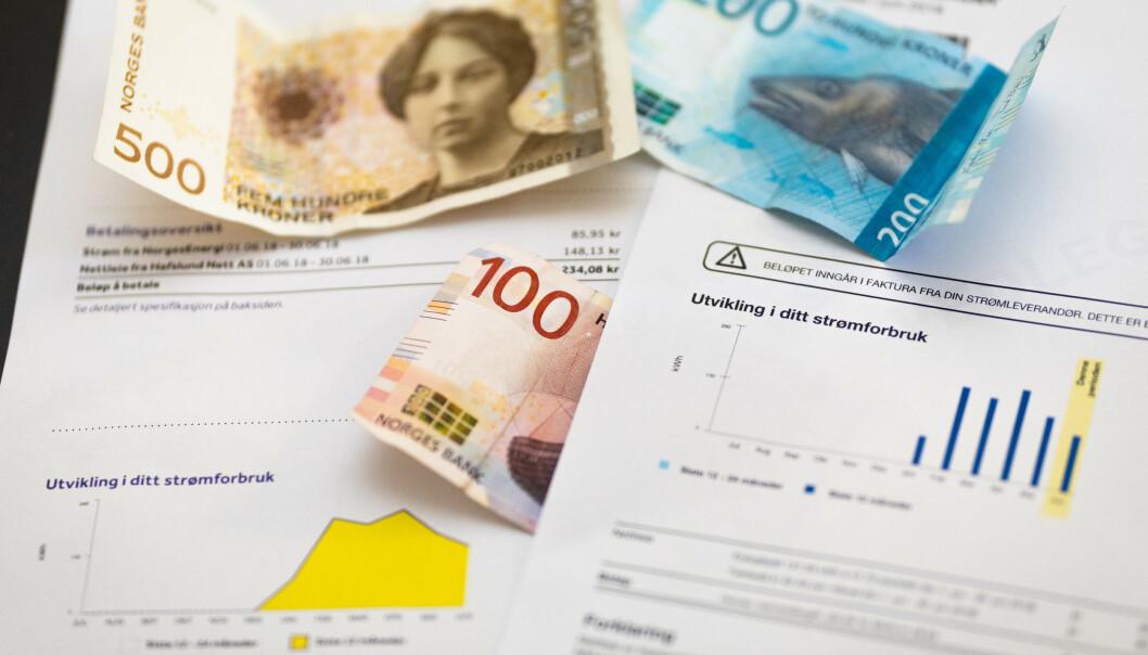 <strong>BILLIGERE Å GLEMME:</strong> Et utvalg vurderer å kutte beløpet inkassoselskapene kan kreve hvis du glemmer å betale regninga. Foto: Audun Braastad / NTB scanpix
