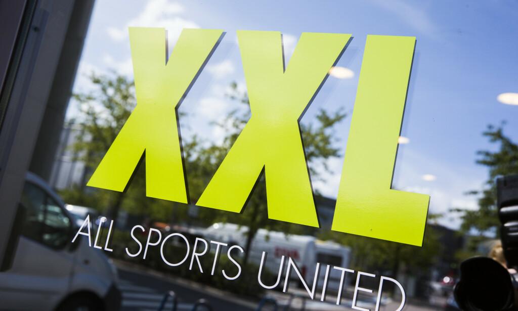 TAPER: Sportkjeden XXL taper en halv milliard kroner i inntekter. Foto: Berit Roald / NTB scanpix