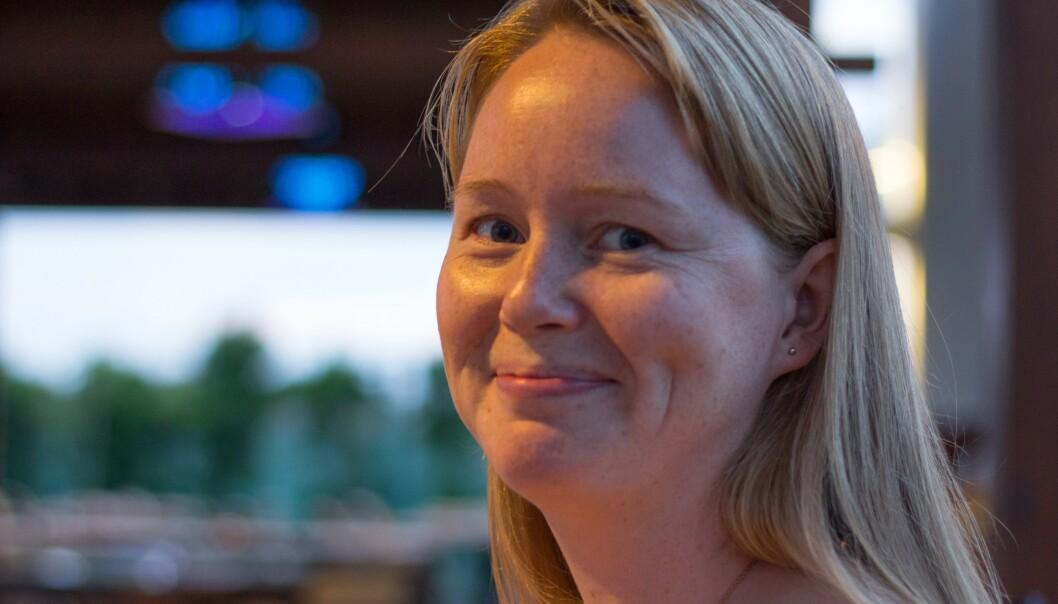 GODT MENNESKE: Ragnhilds ektemann Ole Kristian beskriver henne som jordnær, ekte og tvers gjennom bra. Foto: Privat