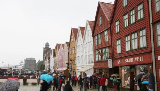 Rekordvarme i Bergen