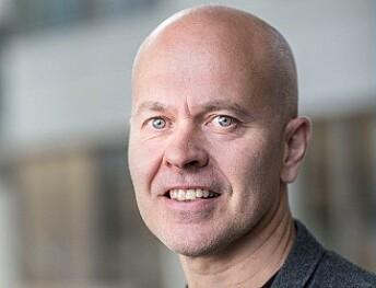 <strong>NY STEMNING:</strong> Førsteamaniensus ved BI, Øyvind Hagen, mener at det er et stemningsskifte på gang blant bedriftene. Foto: BI