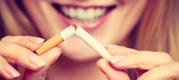 Planen som gir størst røykeslutt-garanti