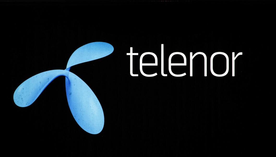<strong>KUTTER:</strong> 3000 jobber skal vekk fra Telenor. Foto: Gorm Kallestad / NTB scanpix