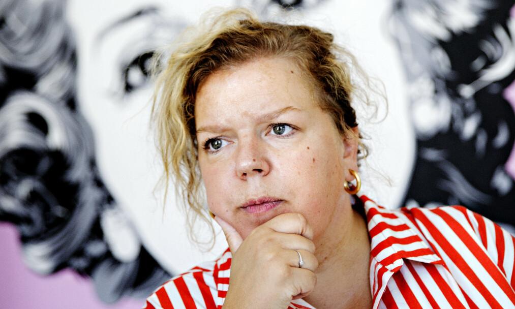 MINNES ARI BEHN: Else Kåss Furuseth uttrykker sin sorg over Ari Behns bortgang på Instagram. Foto: Nina Hansen / Dagbladet