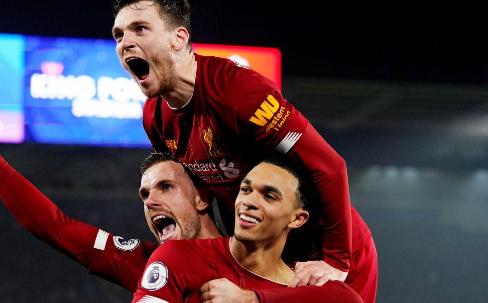 image: Ustoppelige Liverpool med årsbeste