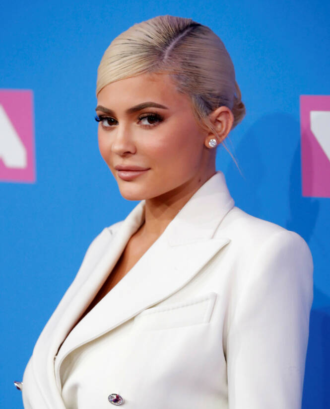 Kylie Jenner. Foto: NTB Scanpix
