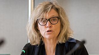 AVVISER: NHOs arbeidslivsdirektør Nina Melsom sier klima ikke hører hjemme i tariffavtalene. Foto: Gorm Kallestad / NTB scanpix