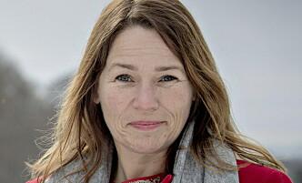 MØNSTER: NHO har aldri ønsket å ta inn nye tema i oppgjørene, sier Handel og Kontor-leder Trine Lise Sundnes. Foto: Bjørn Langsem