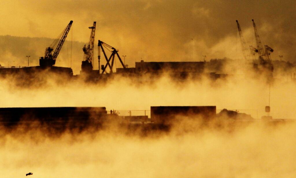 image: Klimakrisa truer lønnsoppgjøret