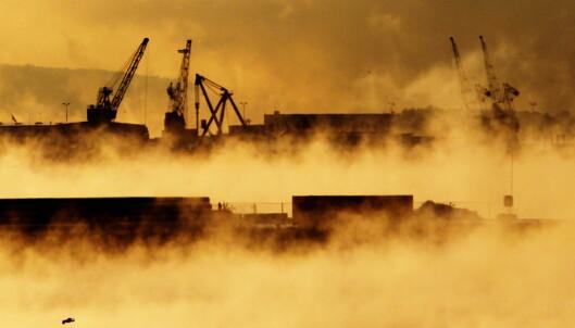 Klimakrisa truer lønnsoppgjøret