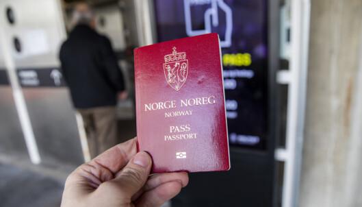 Pass blir dyrere fra nyttår