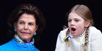 image: Prinsessas (7) kostholdsvalg overrasker dronninga