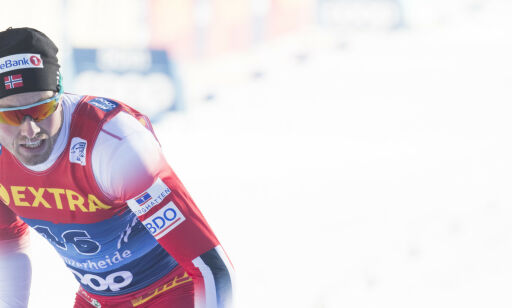 image: Emil Iversen frykter at Tour de Ski er over
