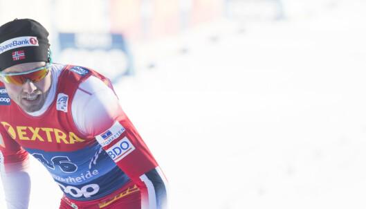 Emil Iversen frykter at Tour de Ski er over