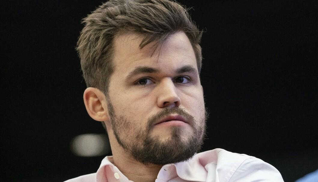 Drama da Carlsen sikret nytt VM-gull