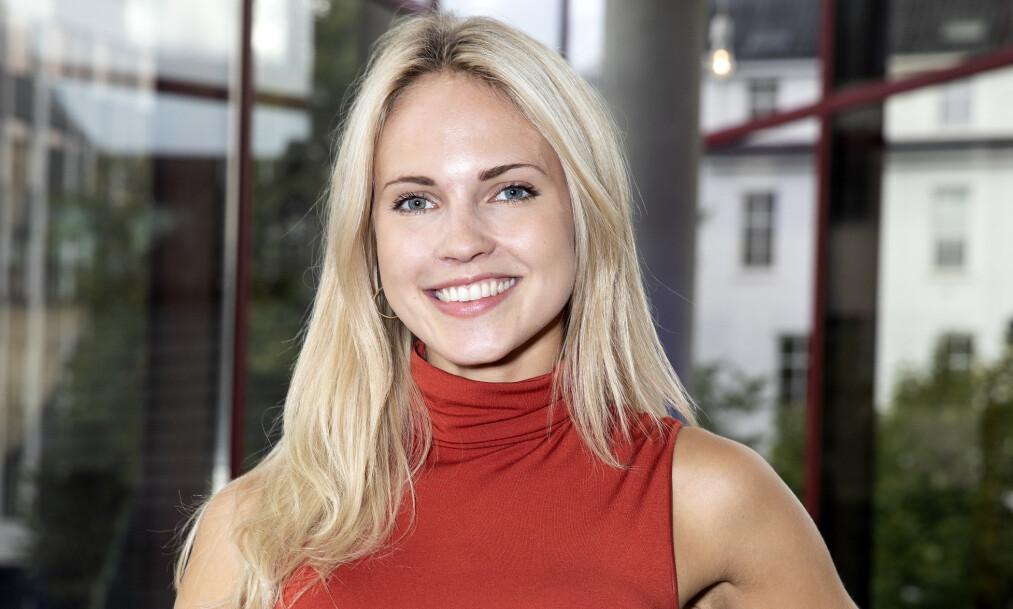 <strong>PÅ KJENDISTUNG LISTE:</strong> Emilie Nereng havnet på en gjev åttende plass på TC Candlers liste over verdens vakreste ansikter. Foto: Andreas Fadum/Se og Hør