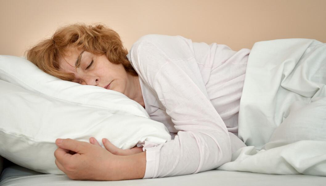 <strong>MORGENTRØTT:</strong> Hvis det å stå opp medfører engstelse, kan det hende at du lider av dysania. Er du en av dem som ikke vil stå opp bare fordi det er så utrolig godt å ligge i en god og myk seng, har du nok ikke lidelsen. Foto: NTB Scanpix