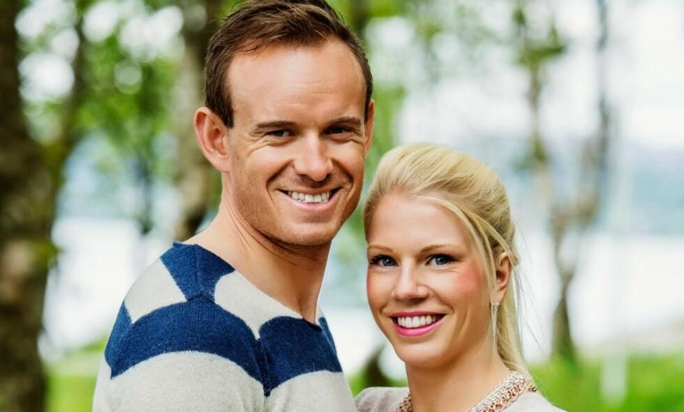 BLIR FIREBARNSFORELDRE: Proffsyklisten Alexander Kristoff avslører i et innlegg på Instagram at han og kona Maren Kristoff venter tvillinger. Foto: Anders Martinsen
