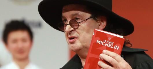Ostesufflégate: Michelin-kokk tapte i retten