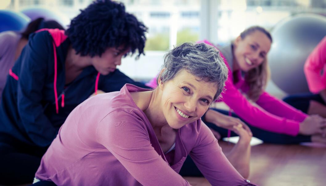 - Bodybuilding for bekkenbunnen