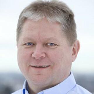 - DYRT: Kommunikasjonssjef Knut Hilmar Hansen i Circle K Norge AS mener innkjøpsprisene er skyld i høye veiledende drivstoffprisene.Foto: Cirkle K