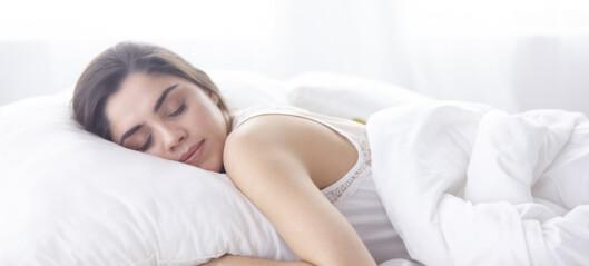 Slik sovner du raskest mulig