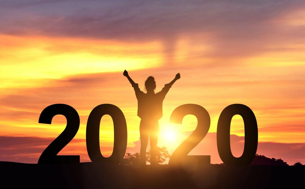 <strong>Nytt år, nye muligheter, og for mange av oss:</strong> Noen forsetter eller mål. Men hvordan få dem til å vare? Foto: NTB Scanpix/Shutterstock