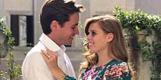 - Bryllupet blir tonet ned etter skandalen