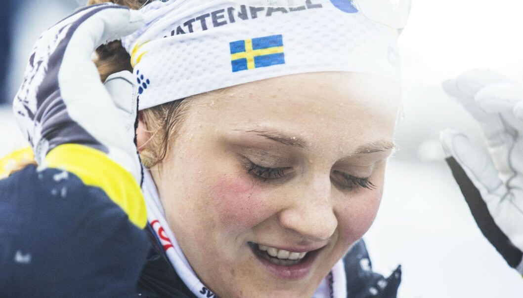 Ribbeinsbrudd for Nilsson