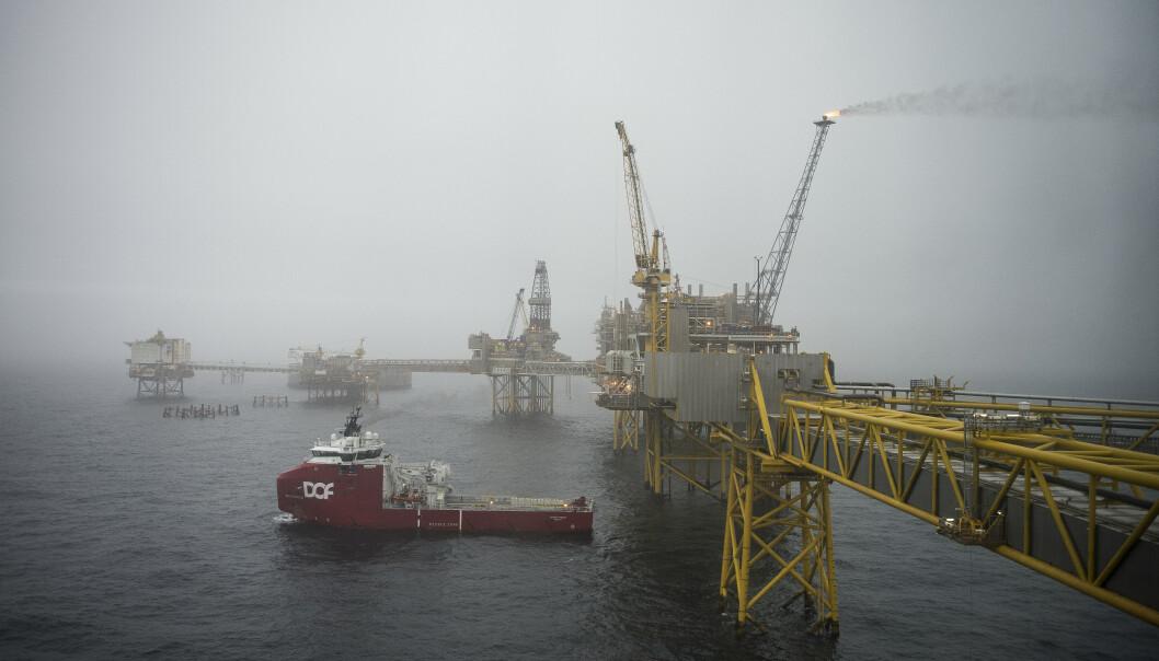 Frykter hevnangrep - oljeprisen med kraftig hopp