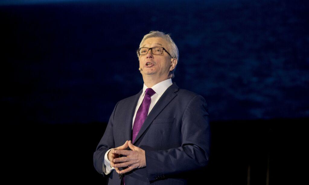 image: Schjøtt-Pedersen går av som leder i Norsk Olje og Gass