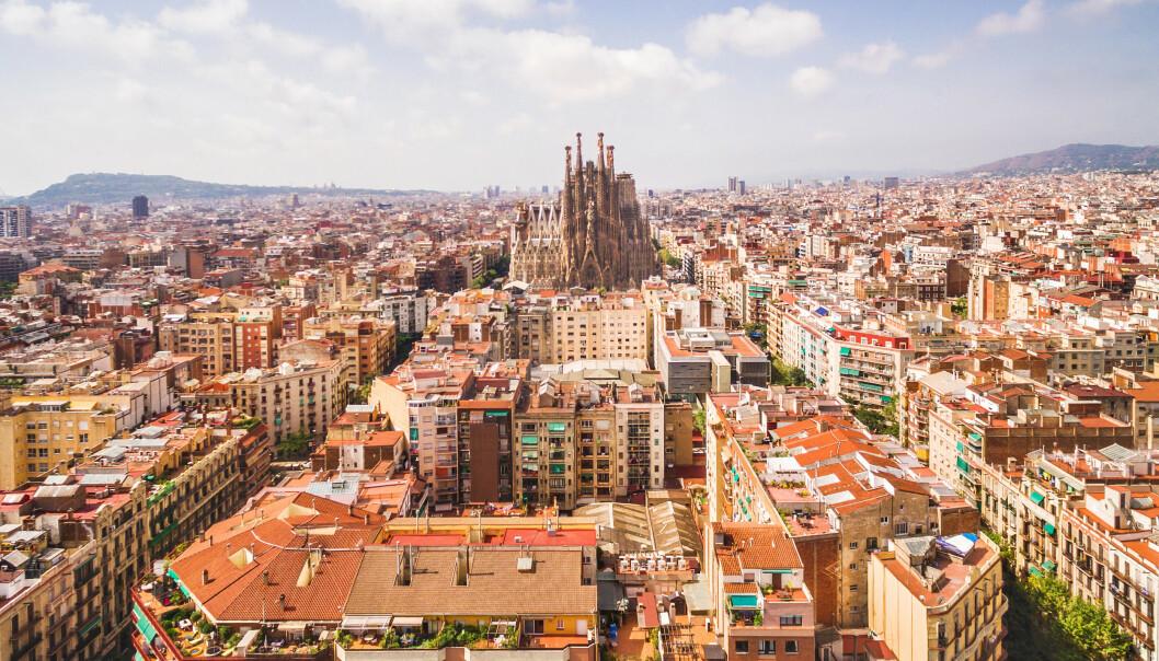 <strong>– UNNGÅ DENNE BYEN:</strong> Fodor's fraråder turister å reise til Barcelona i år. Les hvorfor i saken under. Foto: Shutterstock/NTB Scanpix.