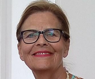 Spaltist: Solveig Vennesland er utdannet sosionom og familieterapeut.