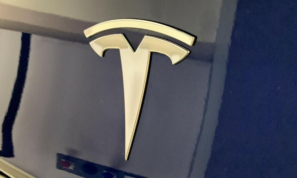 NÆR SENSASJON: Tesla var bare 151 biler unna å snyte VW fra 1. plassen i det norske nybilsalget i 2019. Foto: Øystein B. Fossum