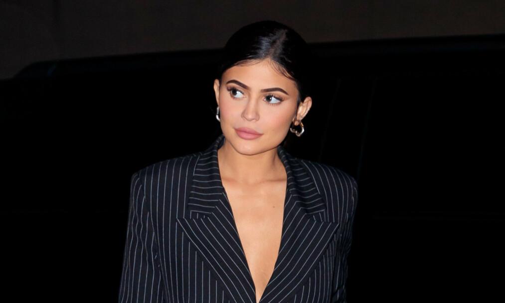 FLEST FØLGERE: Kylie Jenner (22) er nå den av Kardashian/Jenner-klanen med flest følgere på Instagram. Foto: NTB scanpix
